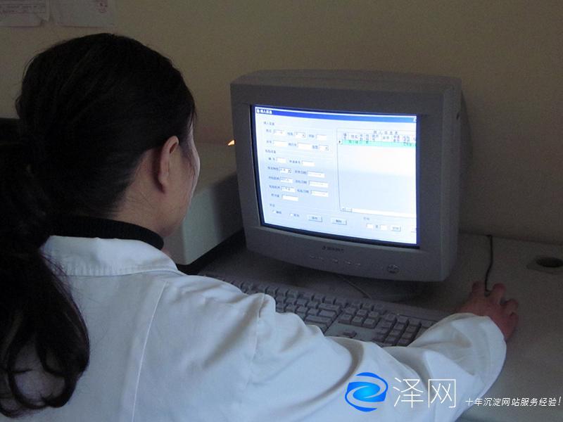 苏州某私立医院检验科网站素材拍摄
